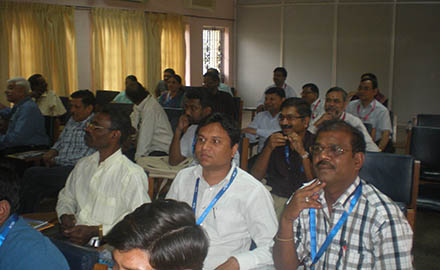 Interactive workshop of NLM at KILA at Thrissur
