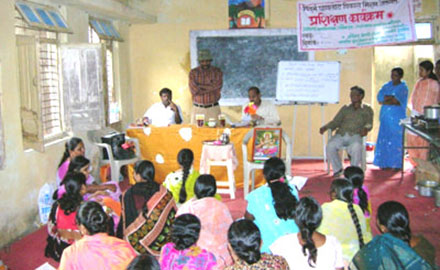 VPM under training programme at Asegaon